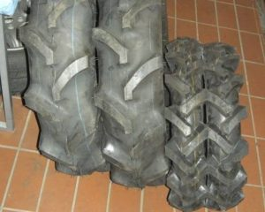 Reifen Kleintraktor