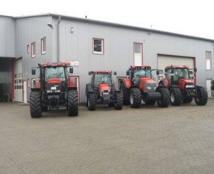 Verkauf von McCormick Traktoren