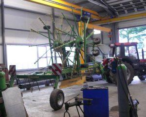 Landmaschinen jeglicher Art